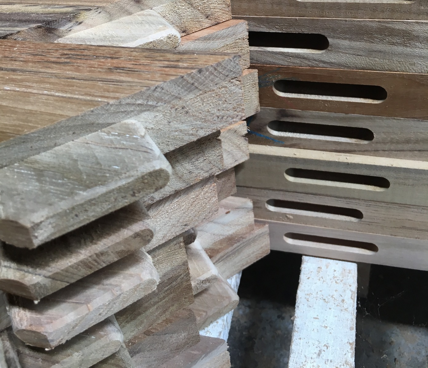 Mortice & Tenon Joints